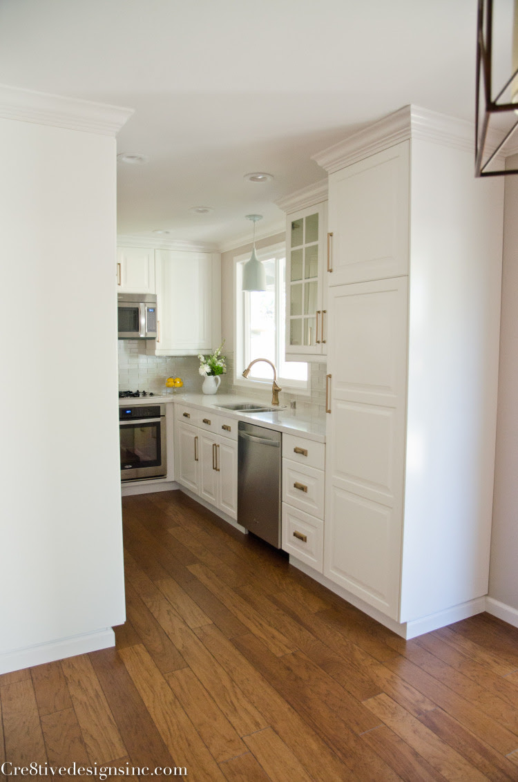 The Ikea kitchen completed - Cre8tive Designs Inc.