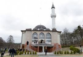 Swedens Azan Mosque Vandalized