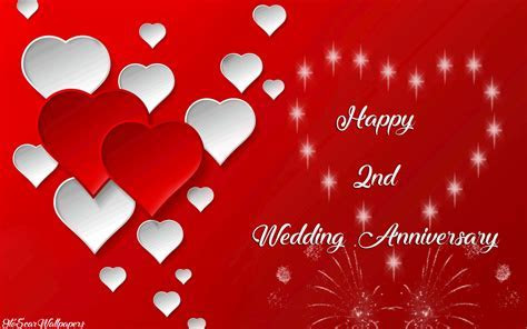 2nd Wedding Anniversary Animations Download   My Site