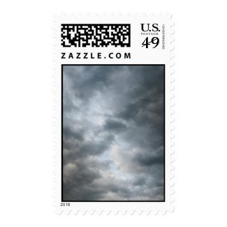Storm Clouds Breaking – Medium Stamps