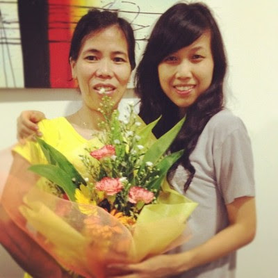 Happy Mother's Day! <3 (Taken with instagram)