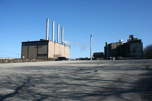 Michael Reese Service League Power Plant