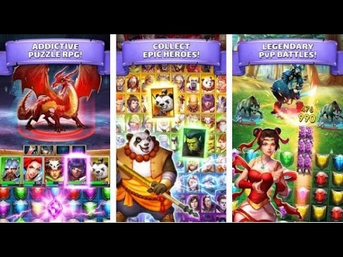Empires Puzzles RPG Quest v18.0.2 Zayıf Düşman Hile Apk 2019