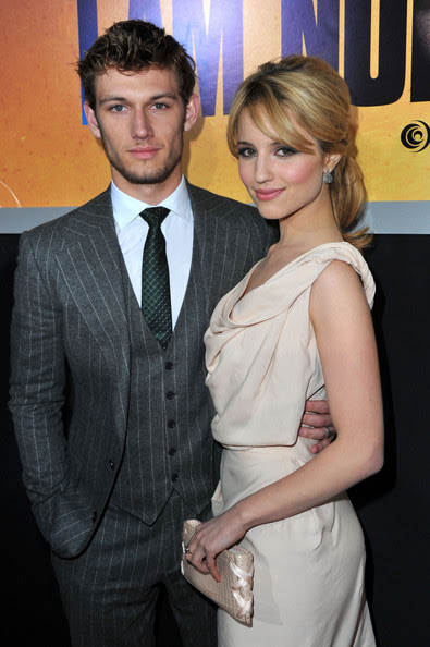 "Alex Pettyfer - Premiere Of DreamWorks Pictures' ""I Am Number Four"" - Red Carpet"