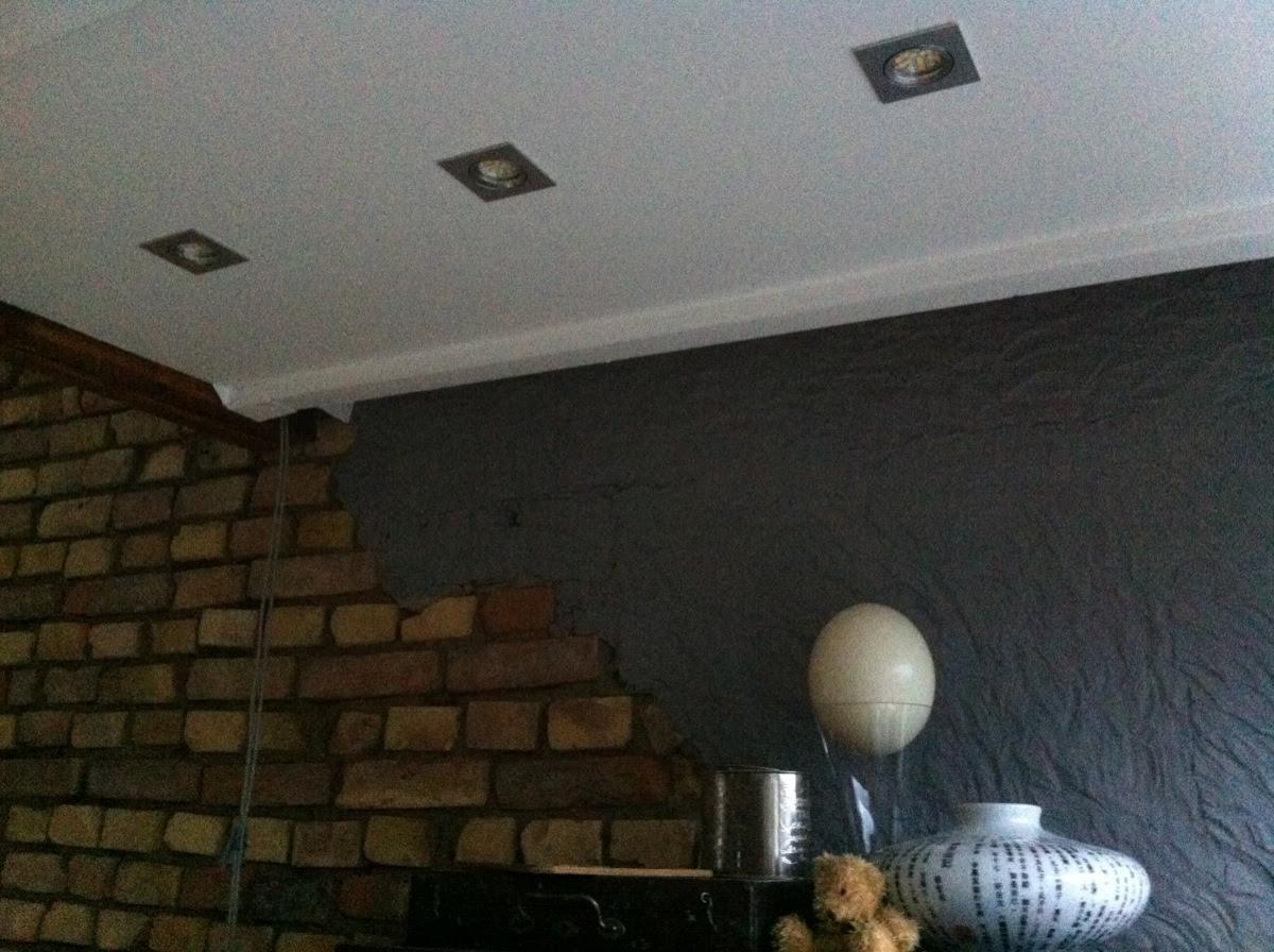 LED Lampe fertig eingebaut - 2