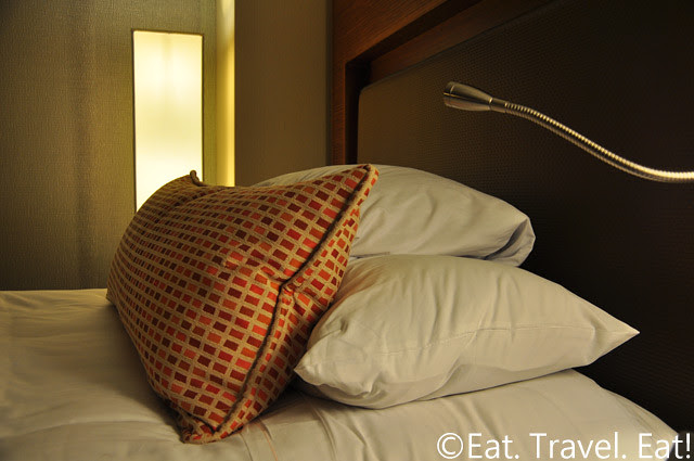 Grand Hyatt San Francisco: Nightlight, Bedding