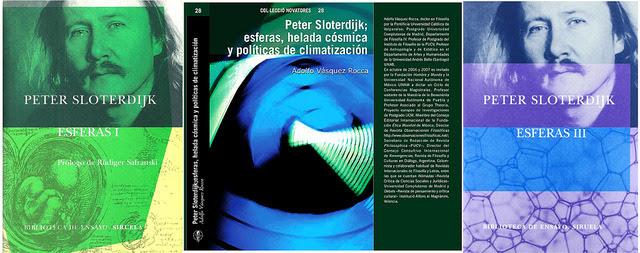 PETER SLOTERDIJK; ESFERAS  ESFERAS _ Peter Sloterdijk _ VÁSQUEZ ROCCA, Adolfo, Libro: PETER SLOTERDIJK; ESFERAS, HELADA CÓSMICA Y POLÍTICAS DE CLIMATIZACIÓN, Editorial de la Institución Alfons el Magnànim (IAM), Valencia, España, 2008. on Flickr.  - VÁSQUEZ ROCCA, Adolfo, Libro: PETER SLOTERDIJK; ESFERAS, HELADA CÓSMICA Y POLÍTICAS DE CLIMATIZACIÓN, Colección Novatores, Nº 28, Editorial de la Institución Alfons el Magnànim (IAM), Valencia, España, 2008. 221 páginas | I.S.B.N.: 978-84-7822-523-1http://www.observacionesfilosoficas.net/indexpetersloterdijk.htm