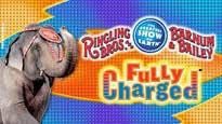 presale password for Ringling Bros. and Barnum & Bailey: Fully Charged tickets in Providence - RI (Dunkin\' Donuts Center)