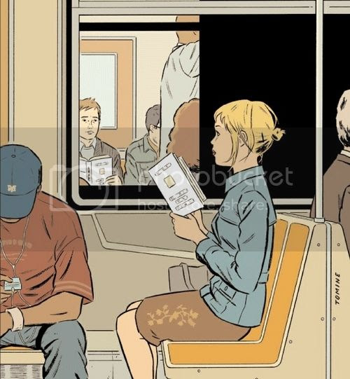 missed connections love image love photo the new yorker missed connection, http://ultrabrilliant.tumblr.com/post/5839401528/missed-connections-adrian-tomine-illustration