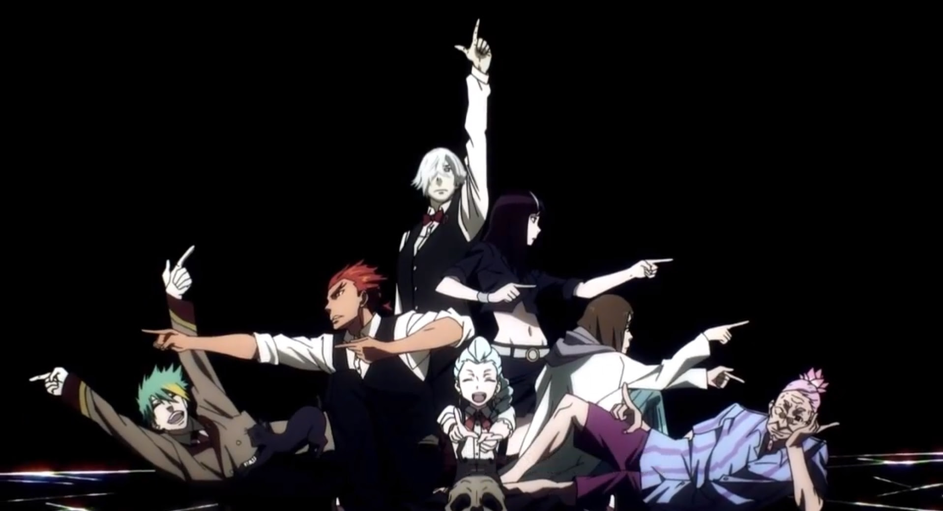 Death Parade Anime Instrumentality