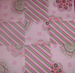 Three by Three Swap PinkStrip