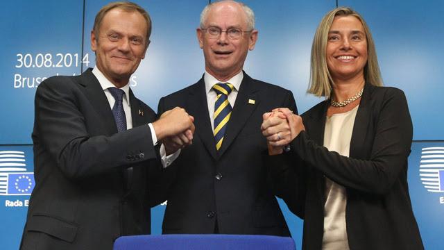 """""""Tusk i Mogherini dostali pełne poparcie przywódców unijnych"""""""
