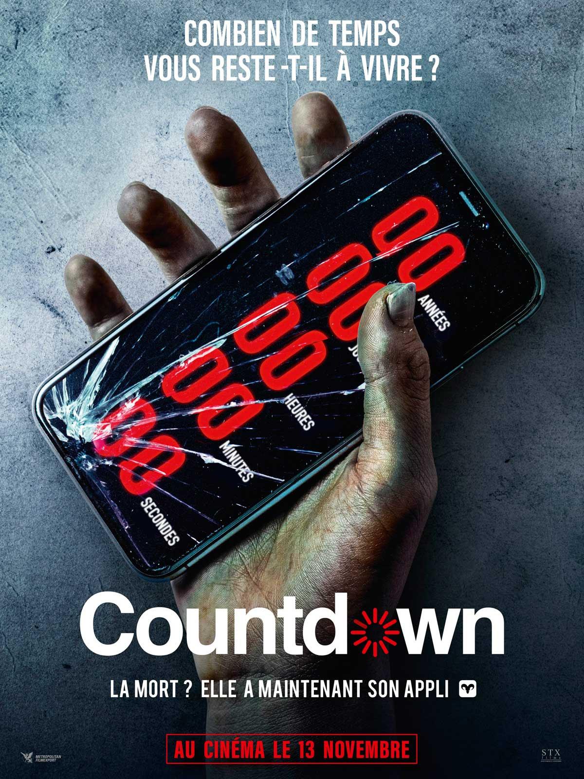 Countdown Film 2019 Allociné