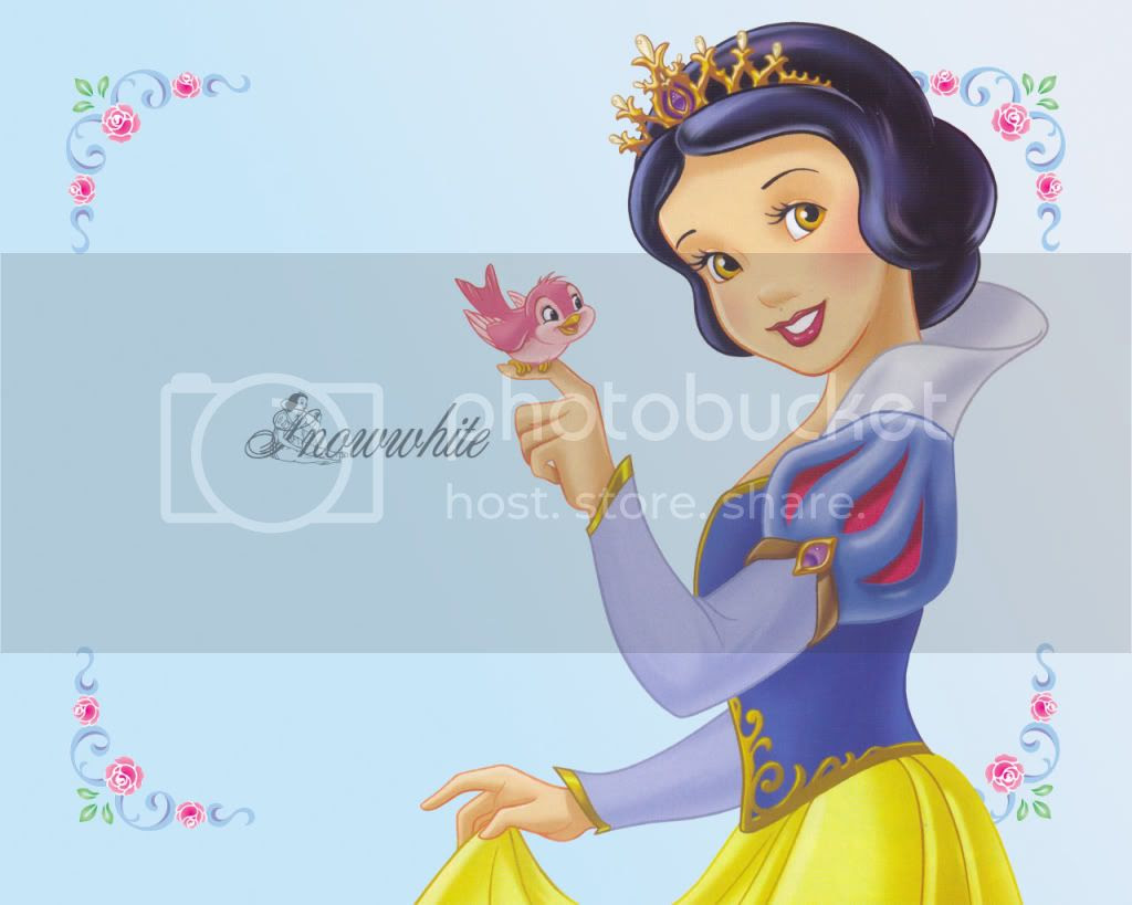 Background Snow White