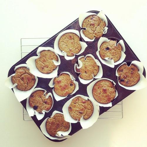sunday muffins