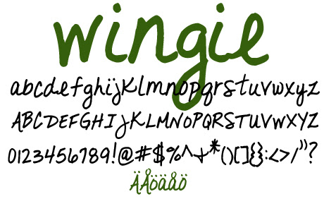 click to download Wingie