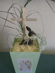 Faux Chocolate Rabbit