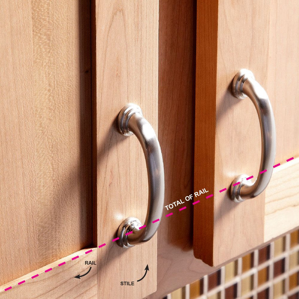 How to Install Cabinet Hardware | The Family Handyman