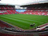Old Trafford: Vastly improved smell