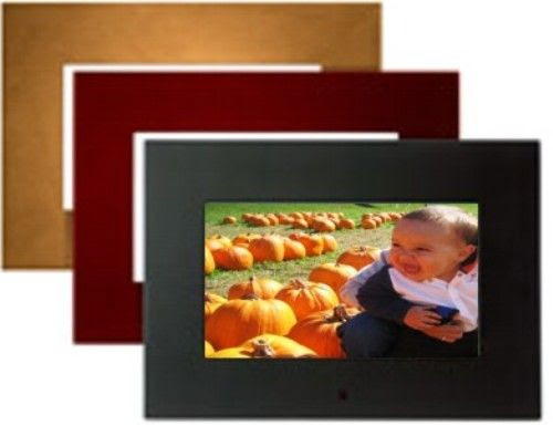 Polaroid Xsa 00750b Refurbished 7 Inch Digital Picture Frame With