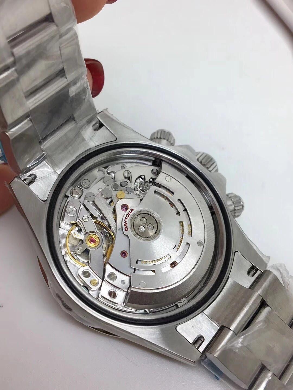 Noob Replica Rolex Daytona 116500 Ceramic White_8