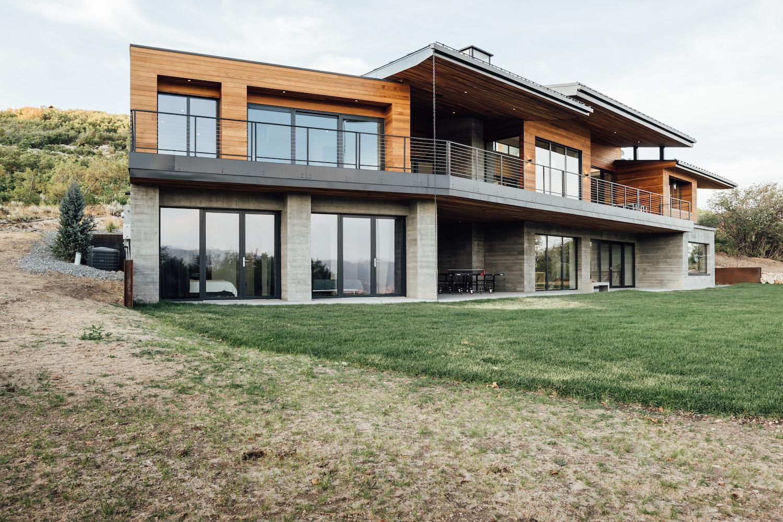 Axboe House, Park City, Utah
