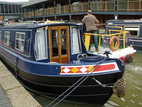 North Star & Jennoria, Oxford Canal @Banbury