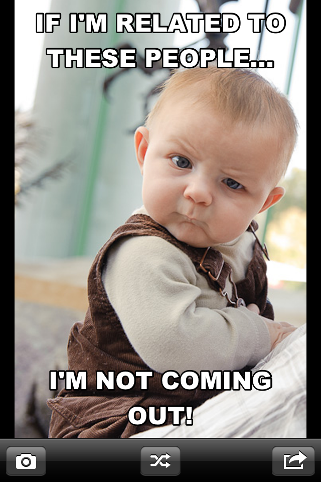 Baby Funny Photo Captions Iphone Entertainment Apps By Kosher