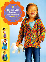 Toddler-Size Crochet Pattern