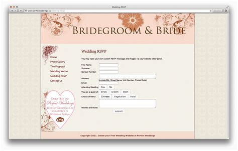 ALL YOU NEED TO KNOW ABOUT WEDDING WEBSITES   Schupepe Tents