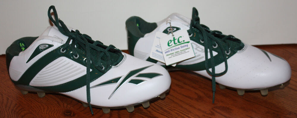 NWT Mens Reebok NFL Equipment Football Cleats Athletic Shoes Size 11  eBay