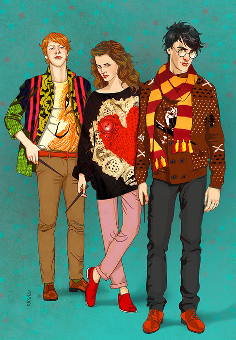 blog lovelymissmegs megan my favourite things monday hipster potter