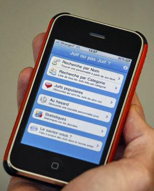 Apple remove aplicativo que identifica personalidades judias