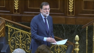 El president del govern espanyol, Mariano Rajoy