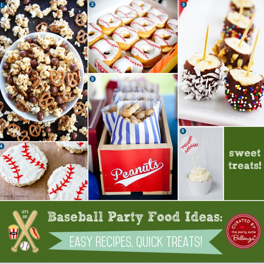 Baseball Birthday Party Archives Unique Party Ideas From The Party