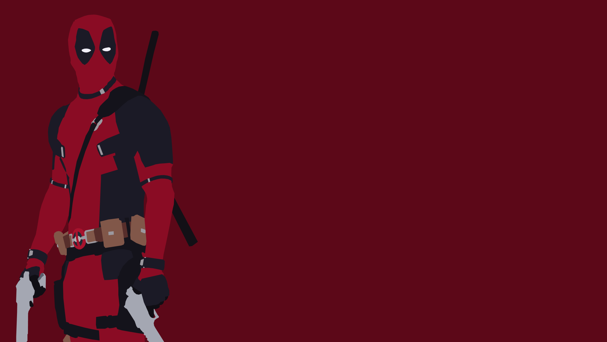 Daftar Deadpool Wallpaper Minimalist Wallpaper Kapal