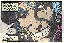 What symmetrical teeth!