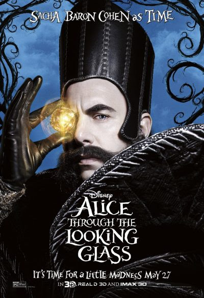 The one-eye sign on the movie poster let's you know that Time represent the occult elite.