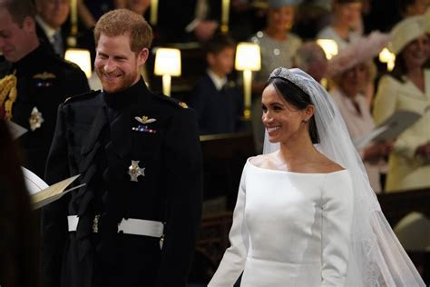 1: The number of Meghan's immediate family members who