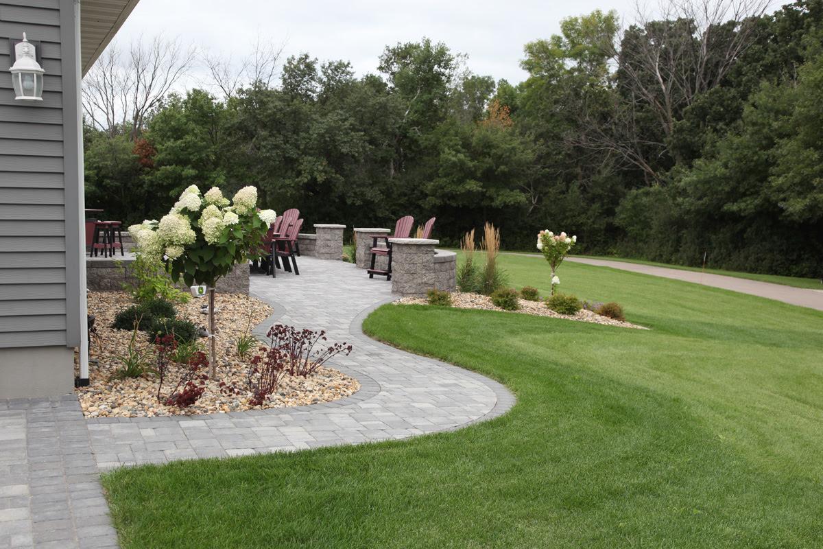 Walkway Garden Ideas Homsgarden
