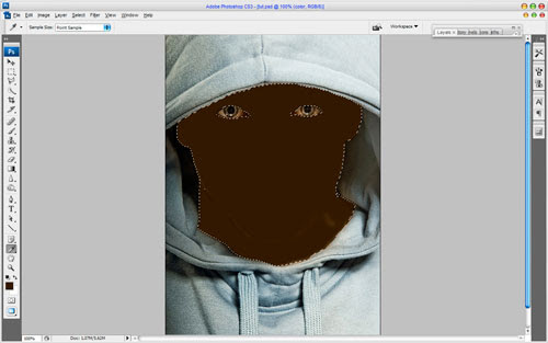 Adding Texture to the Skin image 11