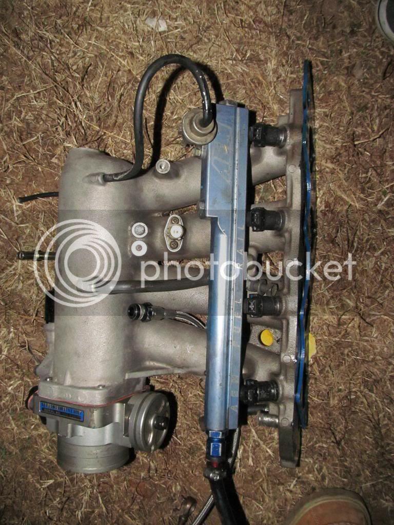 Fuel Rail Wiring Harnes