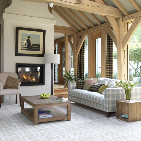 Modern Highland-style living room | Living rooms | Living room ideas | Image | Housetohome