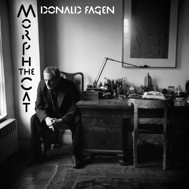 Cover of Donald Fagen's Morph the Cat
