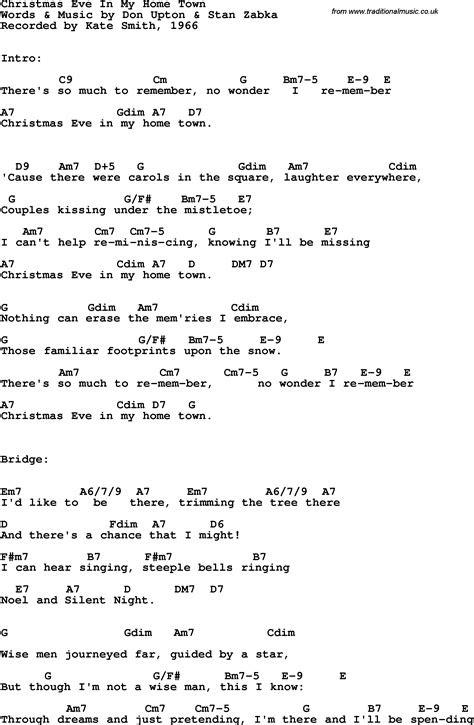 Christmas Eve Lyrics