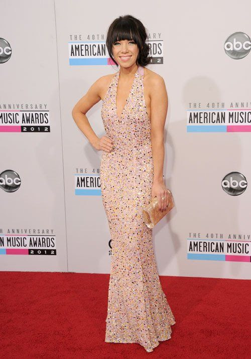 40th American Music Awards - November 18, 2012, Carly Rae Jepsen