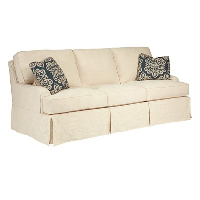 Slipcover upholstery collectionkincaid furniture discount for Affordable home furniture in van nuys