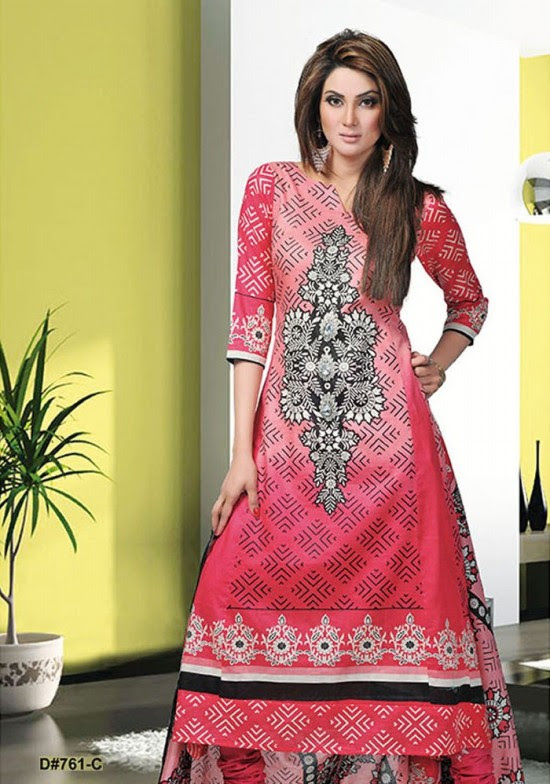 Dawood-Textile-Classic-Lawn-Collection-2013-New-Latest-Fashionable-Clothes-Dresses-21