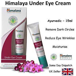HIMALAYA UNDER EYE CREAM - HERBALS -15ML - REMOVE DARK ...