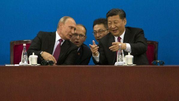 Anti-G7 in Cina, Pechino e Mosca cercano l'integrazione: c'è anche Rohani